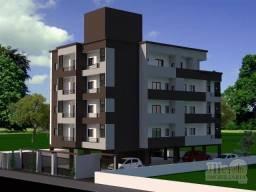 Apartamento à venda com 2 dormitórios em Iririu, Joinville cod:1291403