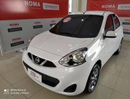 Nissan March SV 1.0 4P