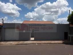 Casa para Venda em Presidente Prudente, JARDIM IGUAÇU, 2 dormitórios, 1 banheiro, 2 vagas