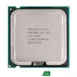 Processador Intel Dual Core E5200 2.5 GHZ Socket 775