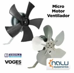 Micro Motor p/ Ar Condicionado / Refrigeração Modelo AC - Eberle / Voges