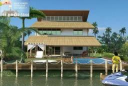 Oportunidade!! Casa Beira Rio para Alugar / Vender