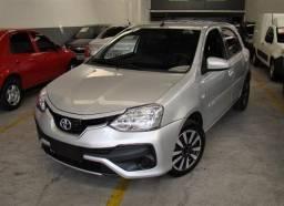 Toyota Etios Hatch Etios XS 1.5 (Flex) (Aut) FLEX AUTOMÁTIC