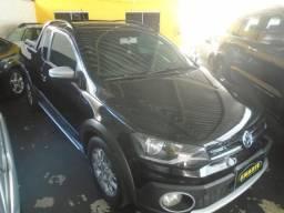 VolksWagen Saveiro Cross 1.6 Preto - 2014