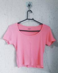 Cropped rosa