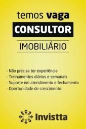 Vaga para: Consultor Imobiliário