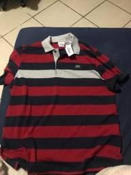 Camisa Lacoste original gola polo
