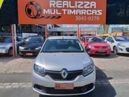 Renault/ Logan Authentic 1.0 - 2014
