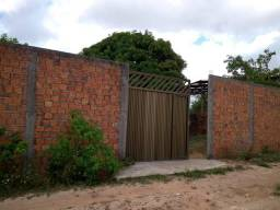 Vendo terreno no mocagituba, todo murado por 55mil com o baldame da casa ja pronto