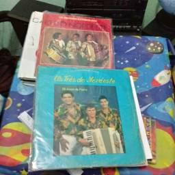 Os 3 do Nordeste Lp vinil, disco original