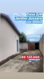 Casa jardim Jussara - lote 360 m2