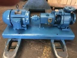 Bomba ksb 32/125 com motor
