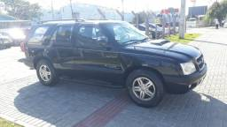 Blazer Executive 4.3 V6 - GNV - Completa - 2001