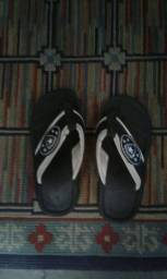 Chinelo surf do Botafogo