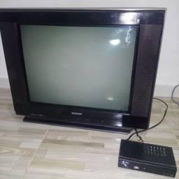 "TV Semp 29"" Tubo c/ conversor digital"
