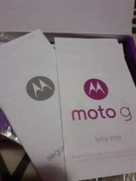 Caixas do Moto G