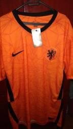 Camisa Holanda pronta entrega (qualidade nacional!)