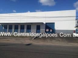 Galpão com 1400 m2 em Aracaju