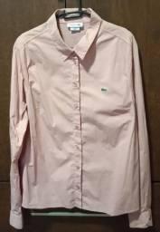 Camisa feminina Lacoste 46