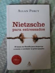 Livro Nietzsche para estressados