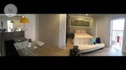 Flat com 1 dormitório para alugar, 50 m² - Centro - Jundiaí/SP