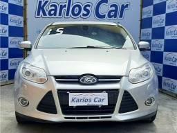 Ford Focus 2.0 titanium sedan 16v flex 4p powershift