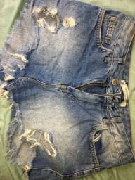 Short Jeans 36 Youcom