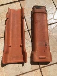 Tenhas antigas de barro não são fabricadas mais