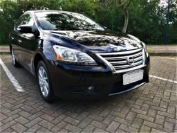 Nissan Sentra SV, 2015, Top, Automatico, 58.000km, Impecável, Financio