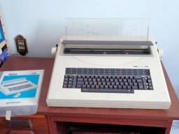Máquina Escrever Eletrônica Remingtronic - perfeito funcionamento