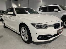 BMW 320i + Teto + Único dono 2016