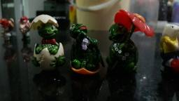 Kinder Ovo Tartarugas original