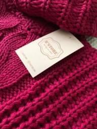 Título do anúncio: Lindas blusas de tricot novas