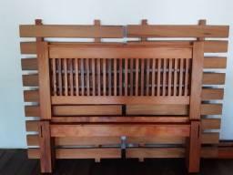 Fábrica de Camas em Minas Gerais - Cama King Size madeira Maciça
