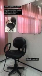 Espelho + cadeira