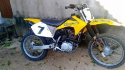 Moto Trilha Suzuki RM 250 (Importada) com Motor Nacional