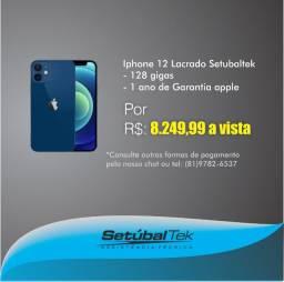 Iphone 12 - 128 Gigas Lacrado - Setubaltek