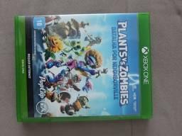 Plants vs Zombies batalha por Neighborville Xbox One novo