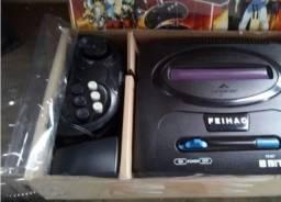 Título do anúncio: Vendo Video Game 8 Bits Feihao Com 500 Jogos feihao
