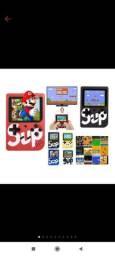 Mini vídeo game com 400 jogos....entrega para Cascavel é grátis