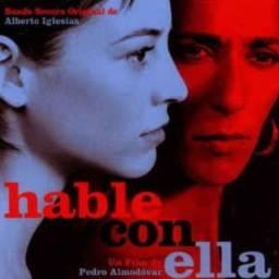 Incrivel Cd:Hable con Ella,Alberto Iglesias