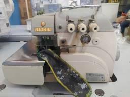 Máquina de costura overloque Singer