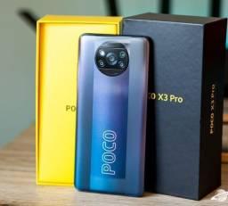 Poco X3 Pro 128GB Lacrados Loja Elven Store