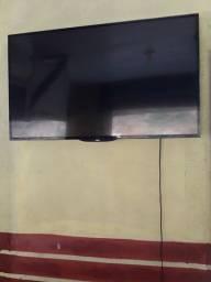 Título do anúncio: Vendo TV led43polegadas