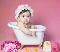 Título do anúncio: Mini sofá, mini banheira, props new born, fotografia