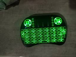 Título do anúncio: Mini teclado para smartv