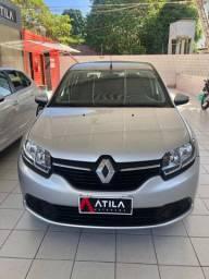 Renault logan 2017 1.6 cambio manual Extra!!!