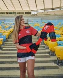 Camisas femininas do Flamengo Promoção