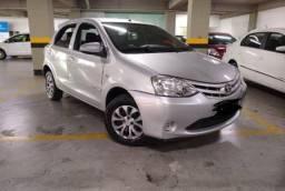 Toyota etios 1.3 16v flex 4p