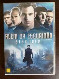 Título do anúncio: DVD Além da Escuridão Star Trek